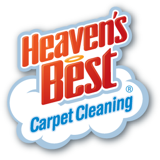 Heaven's Best Carpet and Uphostery Cleaning, Desert Cities Logo